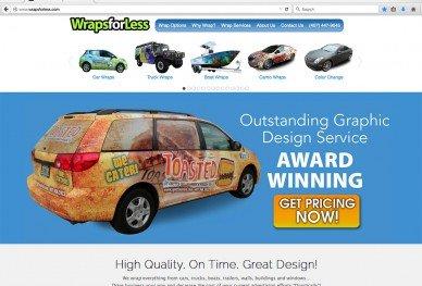 Wraps For Less Car Wraps