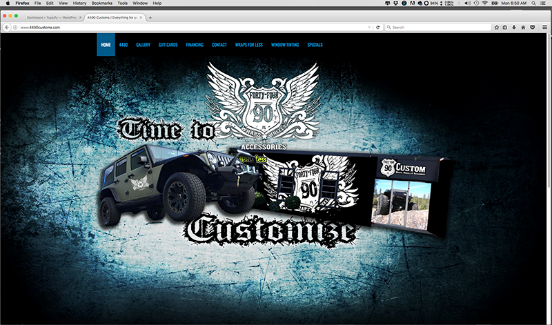 4490 customs Orlando 4 wheel parts and custom Wheels